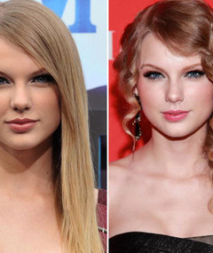 Swift's Straight 'Do -- Yay or Nay?