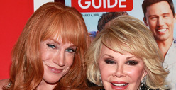 Kathy Griffin vs. Joan Rivers: Who'd You Rather?