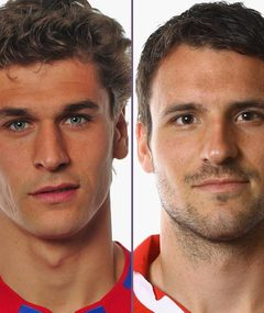 Soccer Stud Showdown -- Spain vs. Switzerland
