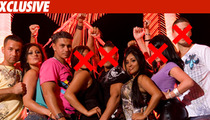 'Jersey Shore' -- Half the Cast on Chopping Block