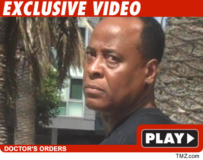conrad murray video