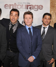 &#039;Entourage&#039; Premiere -- The Boys are Back!