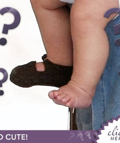 Whose Baby is Missing a Bootie?