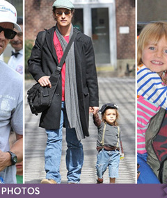 Too Fab&#039;s Top Ten Celebrity Dads!