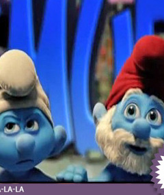'The Smurfs 3D' -- Teaser Trailer Released