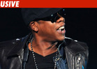 Jay-Z Sued Over Private Jet -- Flight Time is Money