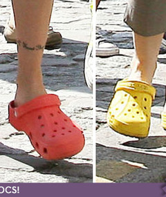 Who Rocked the Crocs?