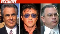 Sylvester Stallone Partners with Gotti's Son