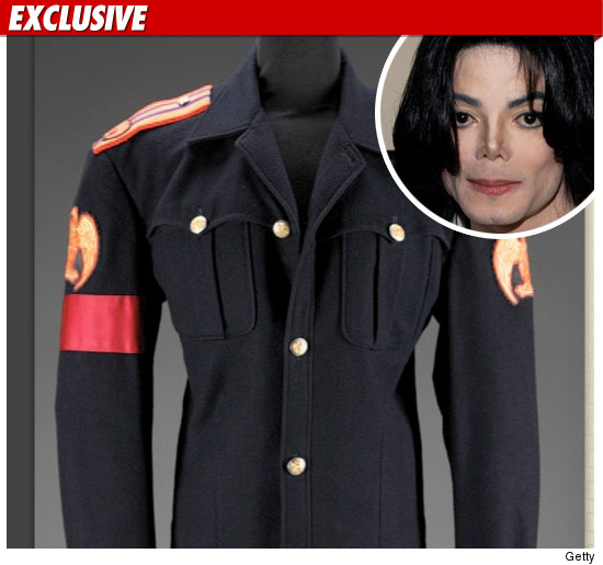 MJ Wedding Jacket