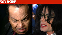 Joe Jackson Linked to Unauthorized MJ Memorial