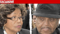 Katherine Jackson to Joe: Don't Drag Me Into This!