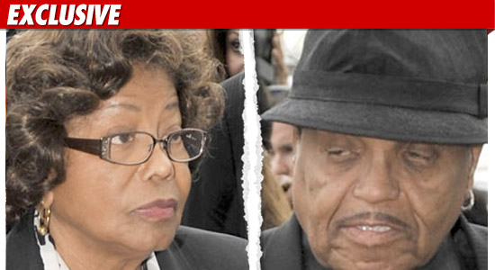 Katherine Jackson &amp; Joe Jackson