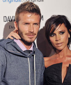 Posh & Becks -- Breakup Rumor Is 'Nonsense'