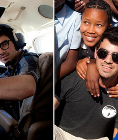 Joe Jonas' African Adventure