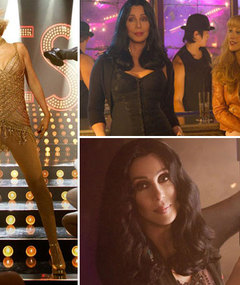 X-Tina & Cher's Movie -- The First Look!