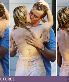 Josh Duhamel Caught Kissin' Another Woman!