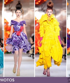 Paris Fashion Week -- That's Haute!