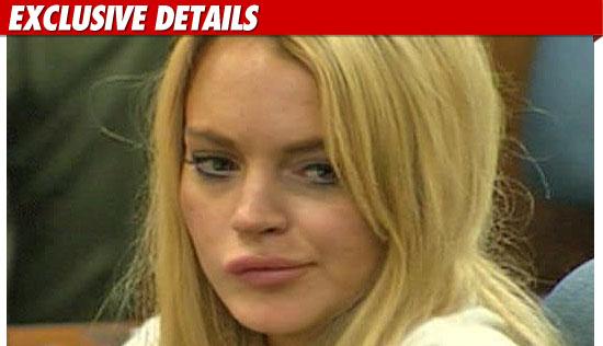 Lindsay Lohan - Church Boutique
