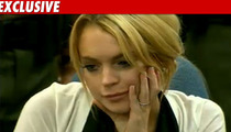 Lindsay Lohan -- Frequent Doc Shopper