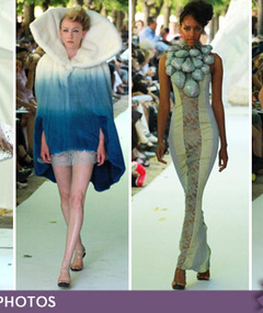 Paris Fashion Week -- So Haute Right Now!