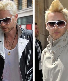 Jared Leto Minus the Mohawk -- Yay or Nay?