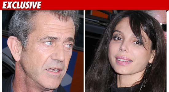 Oksana: Mel Gibson