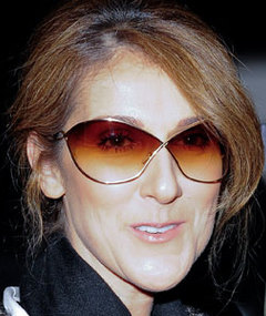 Celine Dion -- Pregnant with Twin Boys