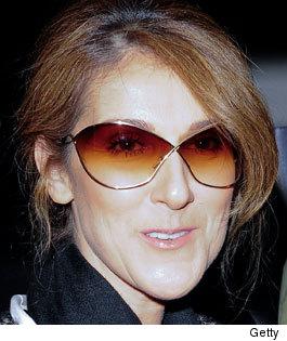 Celine Dion -- Pregnant