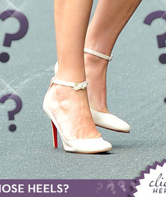 Whose Louboutin Heels?
