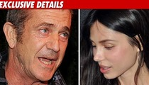 Mel Gibson Goes After Oksana for Contempt