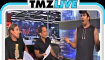 TMZ Live: Gibson, Lohan and Eli Roth