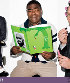 GQ&#039;s Funniest Photo Shoot Ever