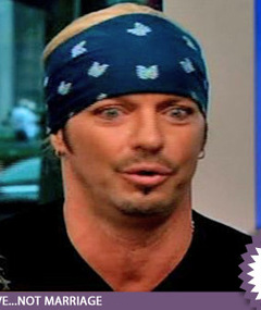 Bret Michaels -- Not Engaged Yet!