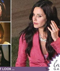 Courteney Cox's 'Scream' Looks -- Pick a Fave!