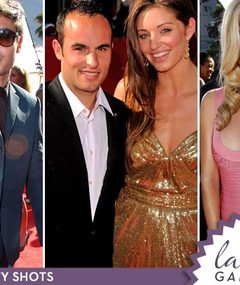 2010 ESPY Awards -- Sports & Fashion Collide