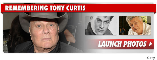Tony Curtis dead.