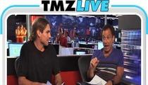 TMZ Live: Mel Gibson, Lindsay Lohan & Larry King