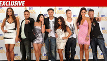 'Jersey Shore' Producers -- They're All Expendable