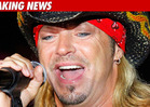 Hoosier Cops: There's Pot in Bret Michaels' Bus