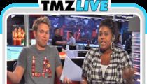 TMZ Live: Oksana, Lohan, and David Boreanaz