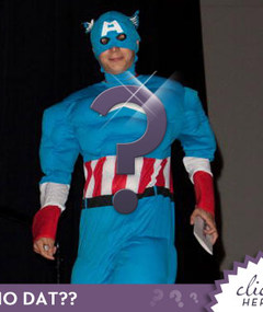 Who's in the Captain America Suit?