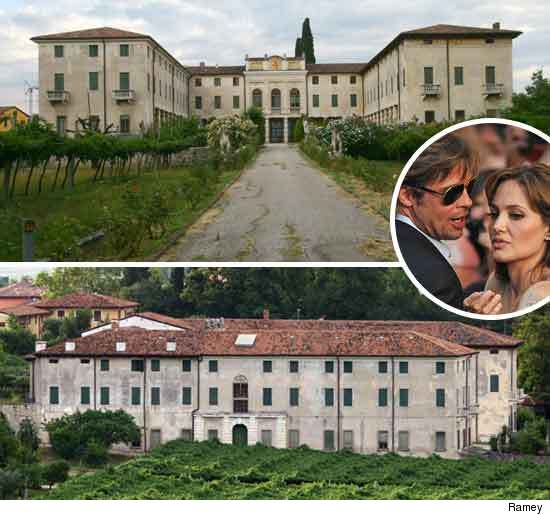Angelinas Jolies New Home