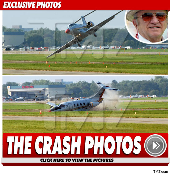 Jack Roush - Plane Crash