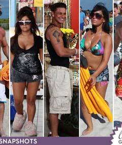 'Jersey Shore' Season Two -- Sneak Peek Pics!
