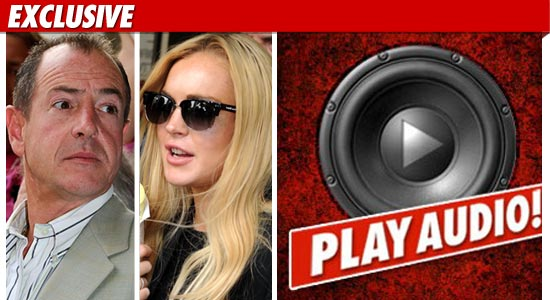 Michael Lohan's Song for Lindsay Lohan