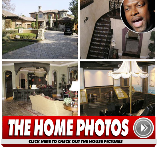 Chris Tucker Home Photos