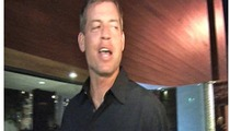 Troy Aikman -- I'm Doing 'Dancing with the Stars'