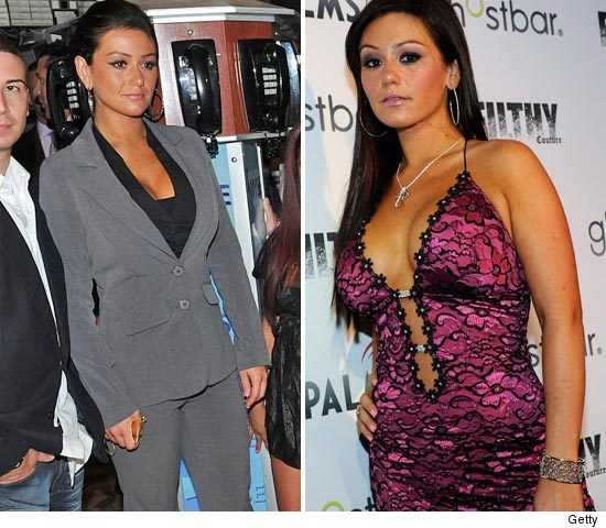 Jwoww Photos - Wall Street and Filthy Couture