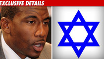 Amar'e Stoudemire -- I MIGHT Be Jewish ...