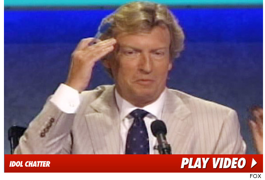 nigel lythgoe and lady gaga. Nigel Lythgoe as executive
